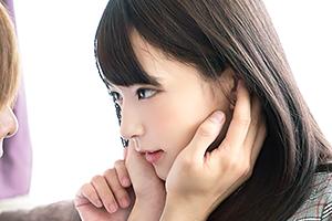 【ナンパ】凛とした目元に黒髪ロング!絵に描いたような美少女