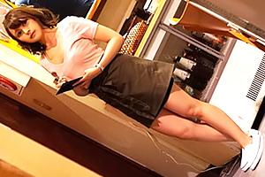 【素人】居酒屋で6年間SEXレスのハーフ女子大生をナンパ!