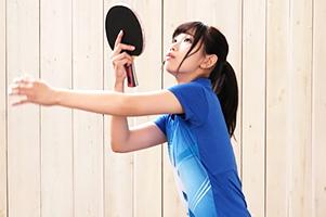 卓球で鍛えた超キツマン!全国常連の天才卓球少女がAV出演!