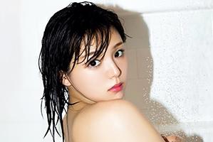 【速報】グラドル・篠崎愛が新作写真集でむっちりヌード解禁!