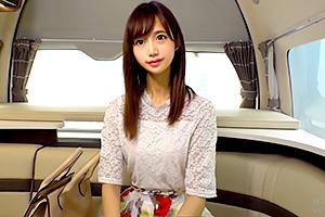 【人妻】30歳の美人奥様をアンケートと称してナンパ!