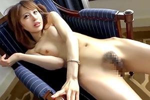 【ラグジュTV】細すぎる!ピンク乳首のスレンダー美人歯科医