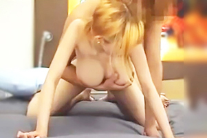 「ぁかんッ!ウチイッてまうぅぅぅぅう!」大阪産の巨乳不良ギャルのSEX隠し撮り!