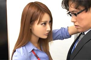 会社ではクールで怖い上司だけど、家では甘えん坊でアンアン喘ぐ俺の彼女!