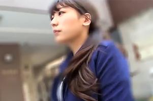 【ナンパ in 代官山】ネイビーのコートの下は中×生みたいなピンク乳首だった美人雑誌編集者