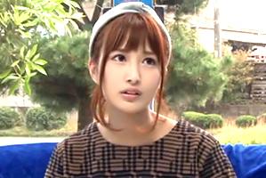 【MM号】ワレメに当てたら腰を振って挿れてきた水戸の美人雑貨屋店員!