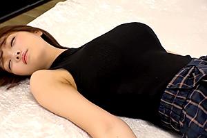 すっげー巨乳!催眠術で眠らせたFカップ美女を理性崩壊するまで犯しまくる!