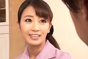【奥様動画】『人妻だけどいいの?』バイトで知り合ったパートの清楚爆乳奥様とSEX三昧!