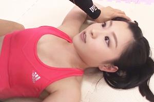 『オラオラ、気持ちいいだろ?』護身術の美人先生を訓練中に無理やり押さえつけて挿入!
