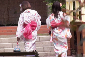 日本の夏、レイプの夏。楽しい思い出が悲劇に…夏祭りで美少女の浴衣剥ぎ取って犯す!