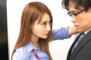 仕事ではクールで怖い上司だけど、プライベートでは「あまえんぼ」でアンアン喘ぐ俺の彼女!