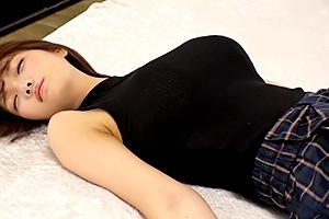 『ス、スゲー乳!!』催眠術で体の自由を奪った神パイ美女を理性崩壊するまで犯しまくる