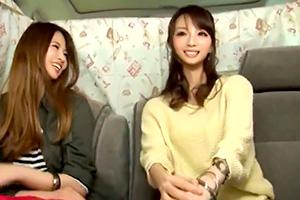 【素人ナンパ】渋谷道玄坂でGETした女子大生が車内でガチイキwww