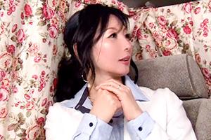 【五十路ナンパ】麻布十番で口説いたセレブ熟女。感じ方がエロ過ぎ!