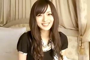 【麻倉憂】『もうすべてが可愛い。。。』正真正銘のスレンダー美少女とハメ撮りSEX