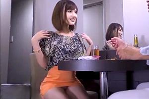 『えぇーもぅ最悪・・・』川崎でお股ゆるそうな激かわショップ店員をナンパ!無許可で中出しした結果www