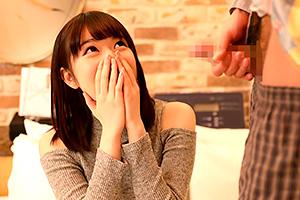 【センズリ鑑賞】「えっ?見るんですか…」男友達のシコる姿に照れながらも発情する女子大生