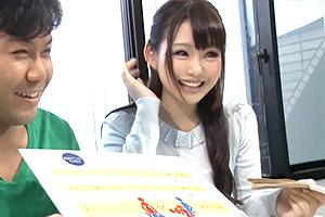 【素人ナンパ】アイツには言えない…友達の彼女で童貞卒業!