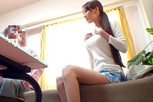 【人妻ナンパ】ナイスバディの若妻を自宅連れ込み!