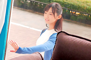 【マジックミラー号】アヒル口が可愛い女子大生をナンパ!
