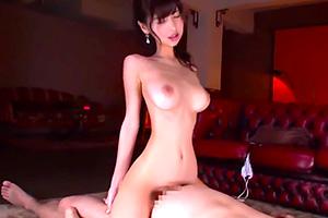 桜空もも スレンダー巨乳。おっぱいお姉さんと存分に楽しむ接吻セックス!