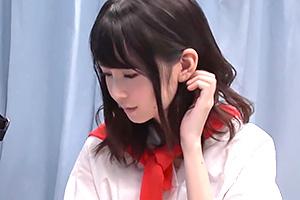【マジックミラー号】恥ずかしそうに俯く美少女にガチ中出しキターー!!