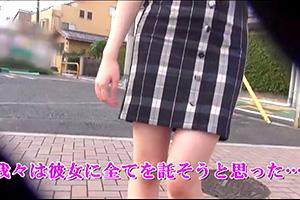 【マジックミラー号】奥手な童貞を救済したい!可愛い女子大生が中出し筆下ろし!